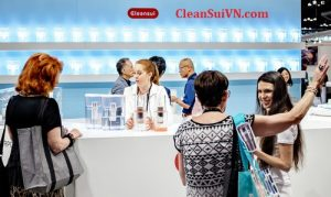 Triển lãm CleanSui tại USA