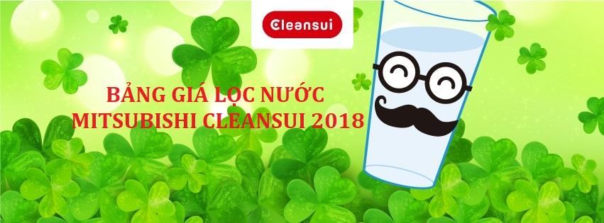 gia loc nuoc mitsubishi cleansui 2018
