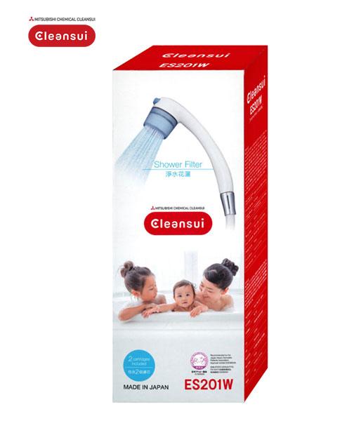Lọc nước vòi sen tắm Cleansui ES201W