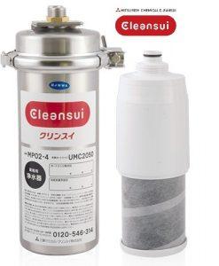 Máy lọc nước cleansui MP02-4
